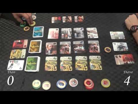 How to Play Splendor - Episode 2 - Demo Game