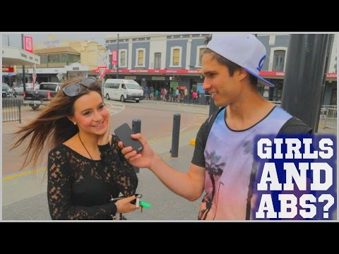 WHY GIRLS LOVE GUYS ABS! | Adrian Gee