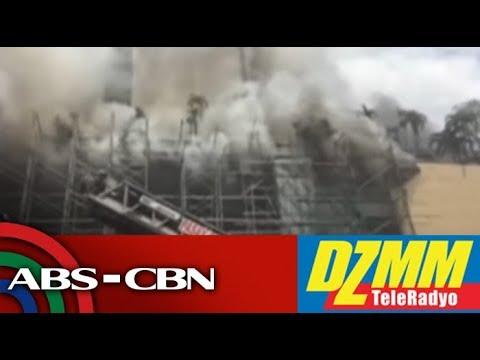 Manila Pavilion hotel wala umanong fire alarm