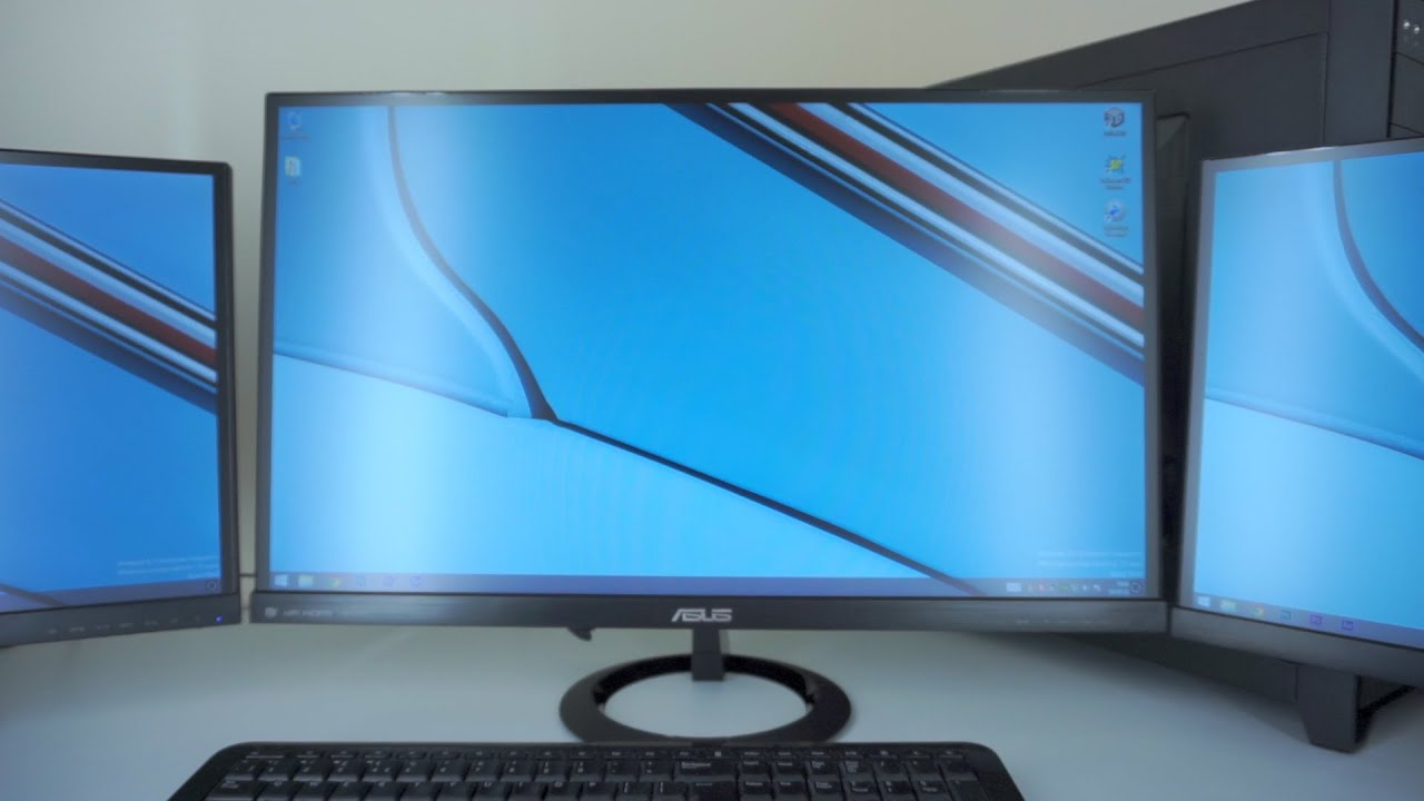 ASUS VX Series review 23 and 27 inches