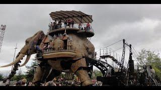 """""""Le Grand Eléphant"""" - Les Machines de l'Île @ Nantes 2011"""