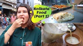 Kolkata Street Food (Part 5) | Indian Coffee House, Paramount, Zeeshan & more | Golgappa Girl