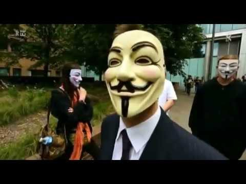 Documentario   Anonymous  -We Are Legion- FULL ITA