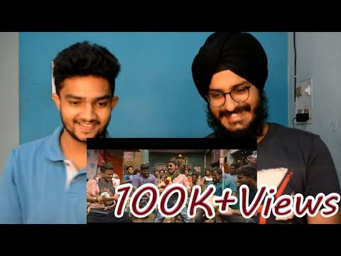 Maari Thara Local Song REACTION | Dhanush | Anirudh Ravichander