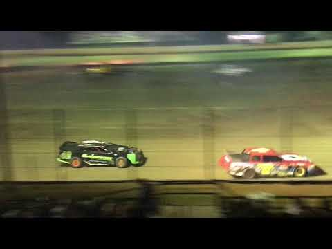 Jackson Motor Speedway 11/4/17 NESMITH Street Stock Feature