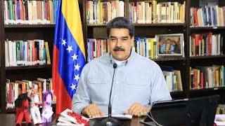 Maduro critica a Sánchez y dice que está