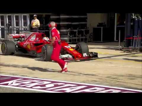 2017 US Grand Prix: FP3 Highlights