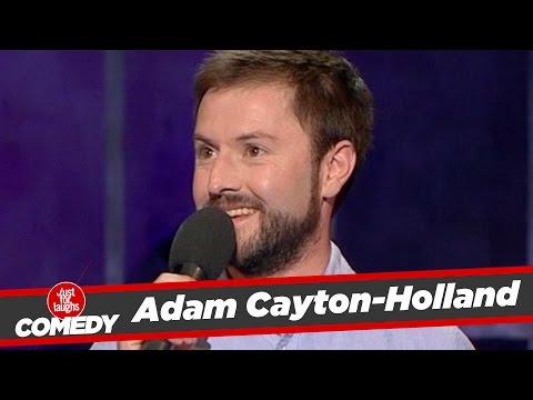 Adam Cayton-Holland Stand Up - 2013