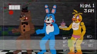 - Five Nights at Freddy s 1, 2, 3, 4, Animations