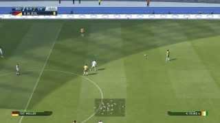 Pro Evolution Soccer 2015 - PC (high settings) - Deutschland vs. Elfenbeinküste - ATI Radeon r9 290x