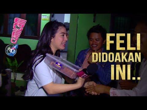 Gelar Syukuran Aktris Tersilet, Feli Terkejut Didoakan Ini - Cumicam 23 Oktober 2017