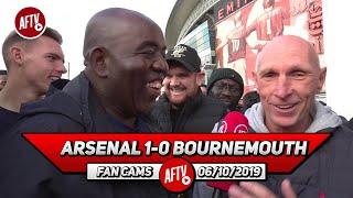 Arsenal 1-0 Bournemouth | Ceballos Does A Better Job Than Ozil! (Lee Judges)