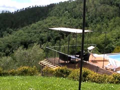 Badia, luxury vacation villa in North Umbria