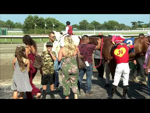 video thumbnail for MONMOUTH PARK 7-12-19 RACE 8