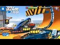 Hot Wheels: Race Off - Daily Race Off Random Levels Supercharged #13 | Android Gameplay| Droidnation