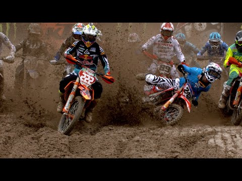 Most Impressive Crashes 2019 MXGP Season - Motocross