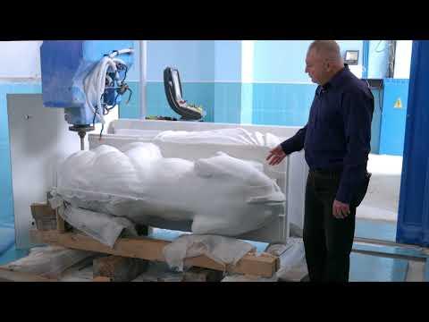 Изготовление скульптуры льва большого размера