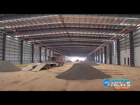 New rail freight terminal to start operation in January 2017 on the Scenic Rim