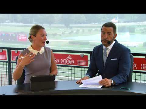 Gabby Gaudet & Paul Lo Duca Preview the 2017 Travers Stakes