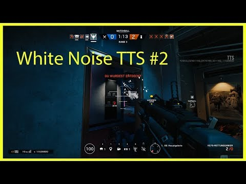 White Noise TTS #2 - Rainbow Six Siege - Gameplay | Operation White Noise [deutsch]