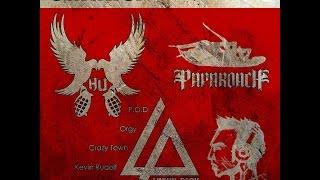 Linkin Park vs. Crazy Town - Burn It Down/Butterfly (Mixed By Jankiel)