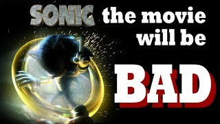 More info on the Sonic Movie : IT'S GOING TO SUCK!