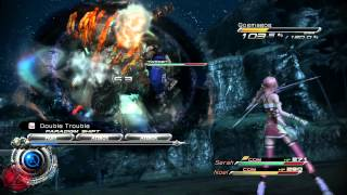 Final Fantasy XIII-2 PC Gameplay *HD* 1080P Max Settings