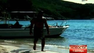 Новости.Вся правда о нападении акулы в Приморье!(В Приморье продолжается охота на акул-людоедов. Пока безуспешно. До сих пор ученые не пришли к единому мнени..., 2011-09-01T08:21:20.000Z)