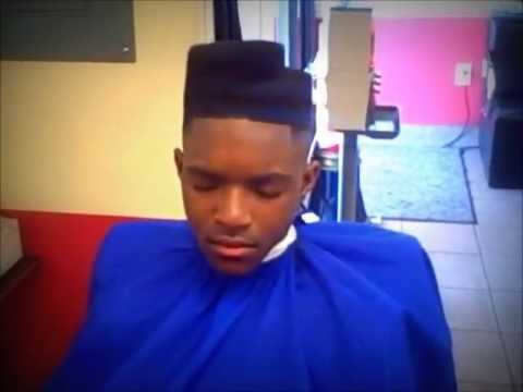 How To Cut A Flat Top With A Step Youtube