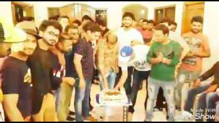Hyderabad Surprise birthday party 2017 January
