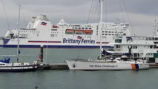 City of Portsmouth / Tekne turu - Güney İngiletere Turu