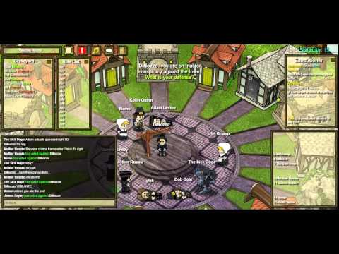Town of Salem Episode 3: Advertising My Channel FOR MOTHE RUSSIA!
