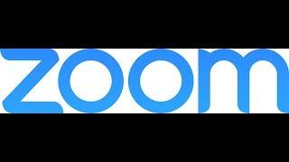 Zoom - программа для видеоконференций (Установка)