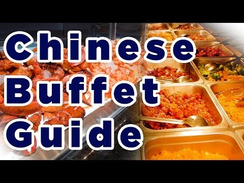 10 Things You're Probably Doing Wrong at a Chinese Buffet