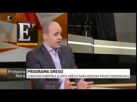 Programa grego Comissão
