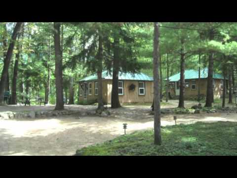 Waterfront Cabin Resort For Sale In Northern Michigan With 600 Ft Of Beach