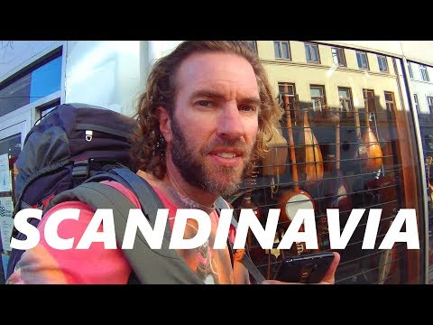 Exploring Scandinavia: Bus Journey From Stockholm To Oslo
