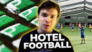 OTO RAJ DLA KIBICÓW PIŁKI NOŻNEJ - Piłkarski hotel przy Old Trafford