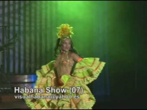 Habana Show - Cabaret Parisien - Hotel Nacional De Cuba (07)