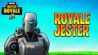 FORTNITE Live PS4 Game Play - NEW A.I.M Skin - Jouer avec SUBS