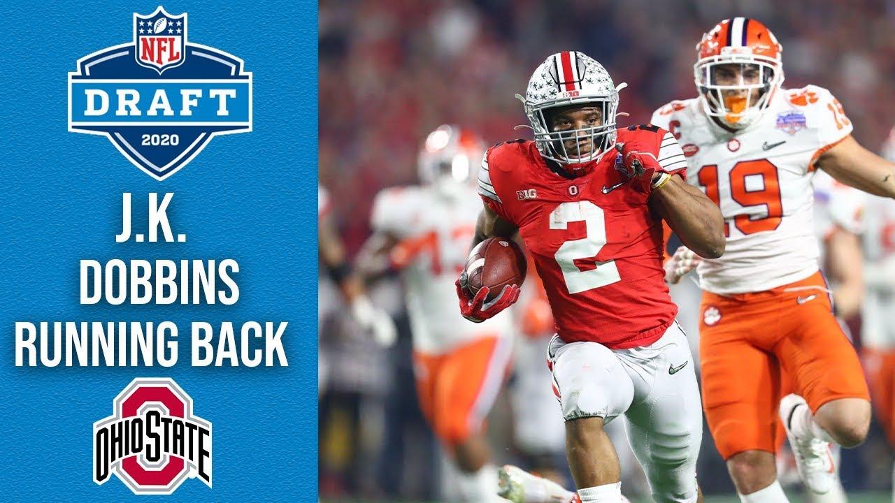 J K  Dobbins | Running Back | Ohio State | 2020 NFL Draft Profile