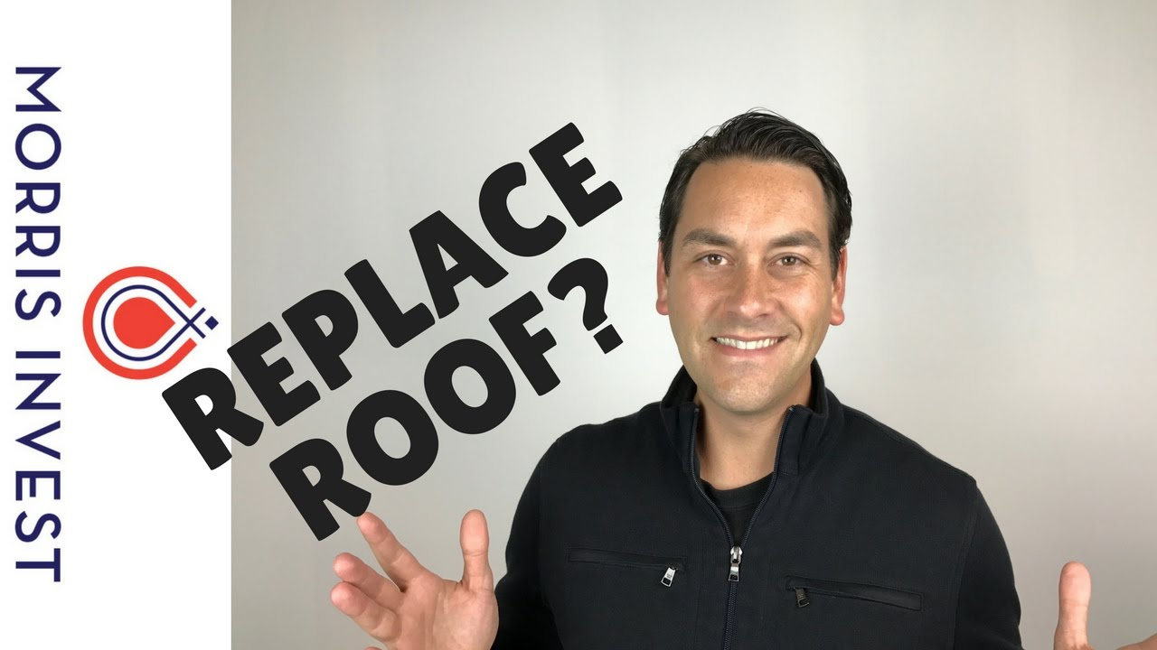 When Should You Replace The Roof On A Rental Property