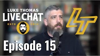 UFC 246 Preview, McGregor Media Issues, Fighter Pay | Live Chat, ep. 15 | Luke Thomas