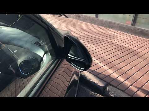 Зеркала с электроскладыванием для Chevrolet Cruze