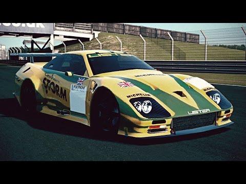 (GT6) Lister Storm V12 Race Car