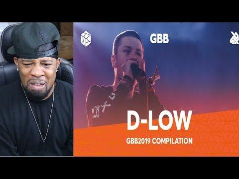 D-LOW The 2019 Grand Beatbox Battle Champion Compilation - REACTION