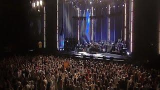 Concierto de Raphael en Madrid en su gira 50 Años Después 2008/2010...