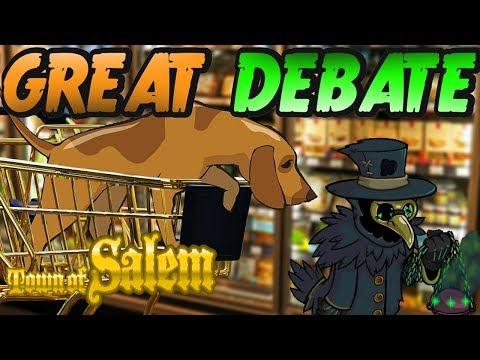 GREAT DEBATE   Town of Salem Lovers Gamemode