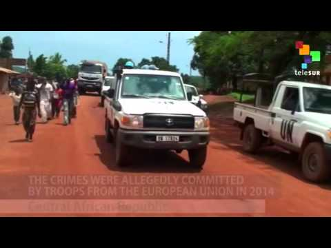 UN Peacekeepers Accused of Abusing Children in Central African Republic