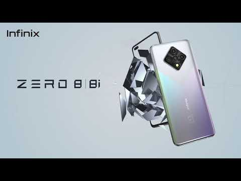 Infinix ZERO 8 Product Video 15s Ar